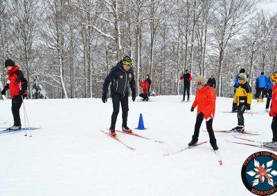 Especial familias y particulares Curso de precio reducido orientado a familias y particulares que quieran acceder al esquí nórdico de forma cómoda y económica.