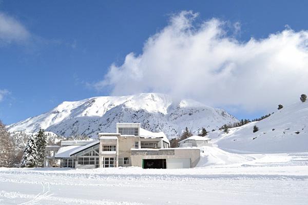 Instalaciones de la Estación de esquí de Somport