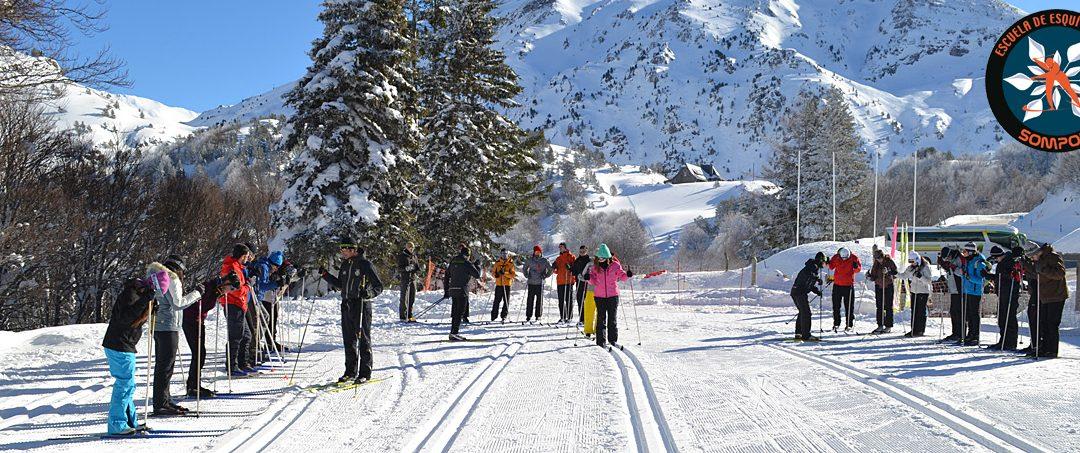 ¿Quieres trabajar en la Escuela de Esquí nórdico Somport?