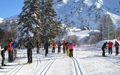 Comenzamos la temporada de esquí en Somport