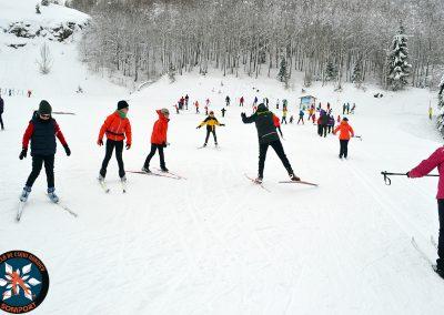 Cursos grupos SKI-4 Disfruta de un curso de 2 ó 4 días consecutivos dirigido a grupos reducidos que quieran iniciar o perfeccionar su nivel de esquí a un precio económico.