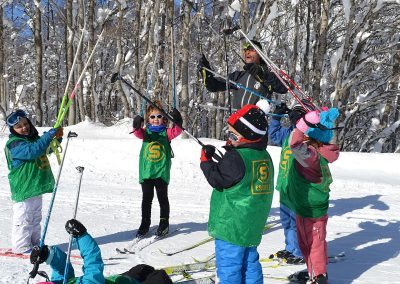Escuela Esquí nórdico Somport